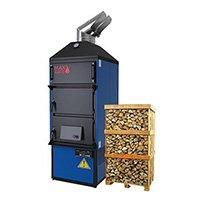 Теплогенератор на дрова Airmax D
