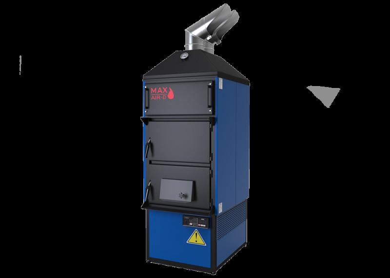 Воздушный теплогенератор Airmax D, F