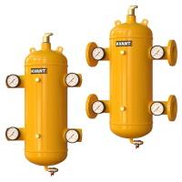 Гидрострелки-сепараторы