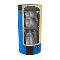 Буферні ємності для опалення, гарячої води, сонячних колекторів