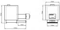Сауна Sanmax PROFI 25м/куб фото товара 1