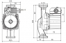 Насос циркуляционный Wilo Star RS 25/4-180мм серый фото товара 0
