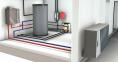 Тепловой насос (воздух-вода) Hewalex PCCO SPLIT 13kW фото товара 0