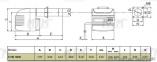 Горелка мультитопливная MTM CTB 400 KTS фото товара 2