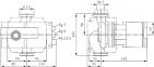 Насос рециркуляционный Wilo Stratos-Z 50/1-12 фото товара 0