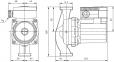 Насос циркуляционный Wilo TOP-RL 30/6,5 220V фото товара 0