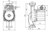 Насос циркуляционный Wilo Star RS 25/7-180мм серый фото товара 0