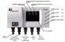 Терморегулятор KG-Elektronik CS-09 C.O. фото товара 0