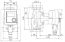 Насос энергосберегающий Wilo Stratos PICO 25/1-6 130мм фото товара 0