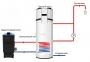 Тепловой насос с бойлером Hewalex PCWU 200K-2,5kW фото товара 0