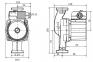 Насос рециркуляционный Wilo Star-Z 20/4 EM фото товара 0