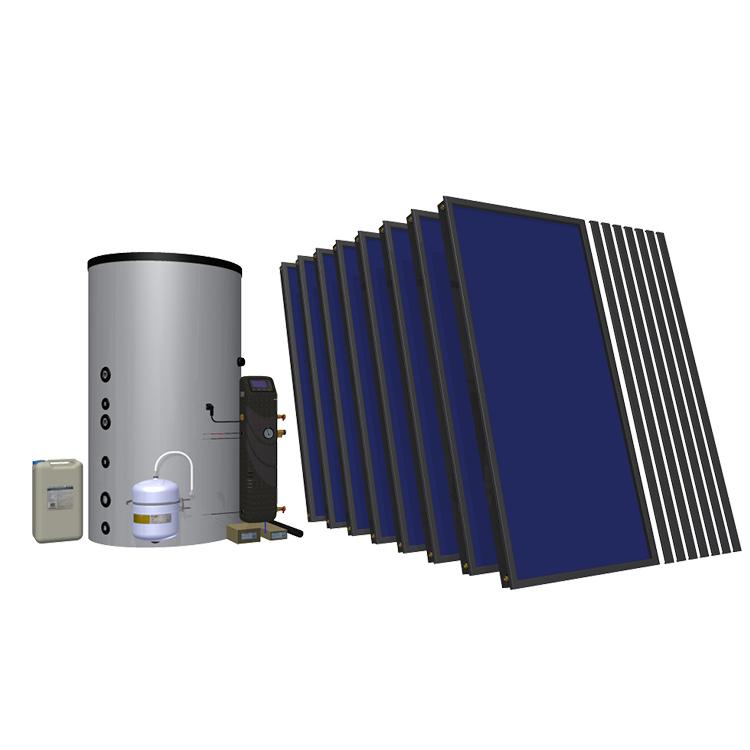 Солнечный комплект Hewalex 8 TLPAC-INTEGRA800 (KS2100) фото товара