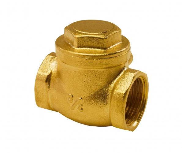 Обратный клапан лепестковый ВВ DN25 1