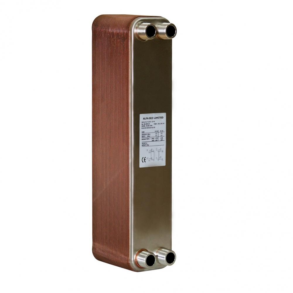 Пластинчатый теплообменник Hewalex BL 50C-24H фото товара