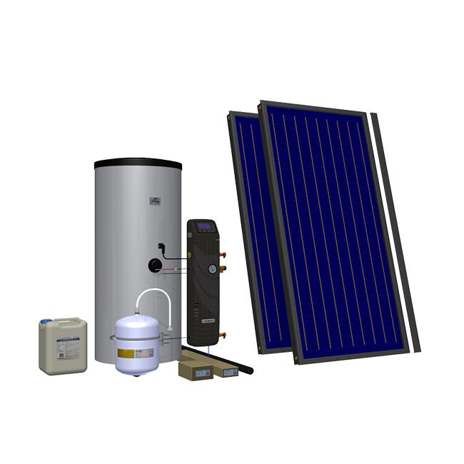 Солнечный комплект Hewalex 2 TLP-250 (KS2000 TLP) фото товара