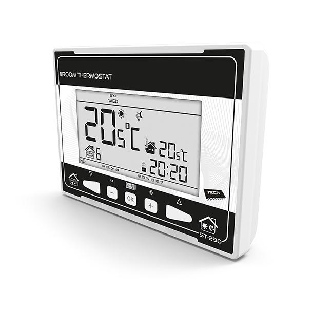Провідний кімнатний регулятор Tech ST-290 v3 фото товара