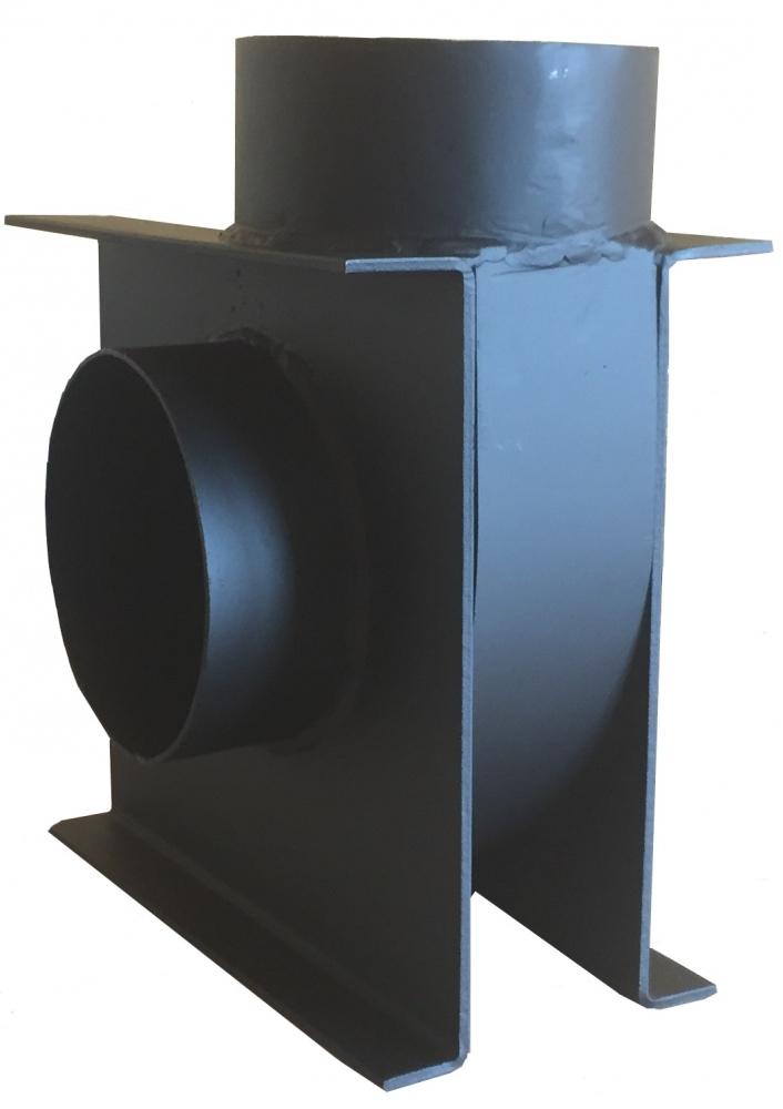 Дымосос для котла MaxVENT 160 фото товара
