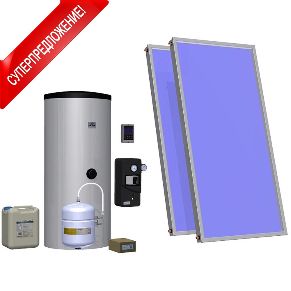 Солнечный комплект Hewalex 2KS2100-TAC-200ECO фото товара