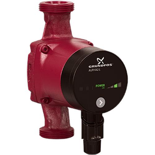 Насос энергосберегающий Grundfos ALPHA2 L 25/4 180 мм фото товара