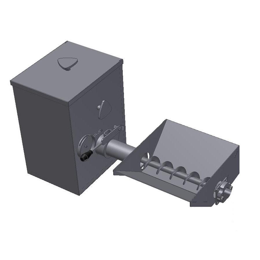 Система автоматичного золовидалення TRIO PC 50 фото товара