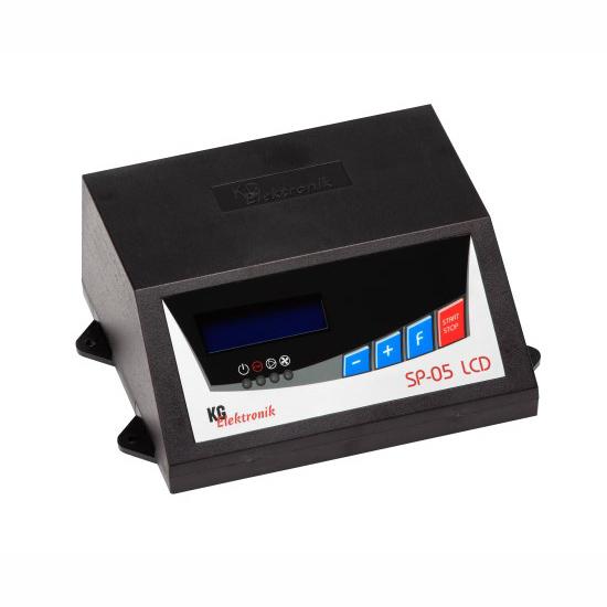Автоматика для котла KG Elektronik SP-05 LCD фото товара