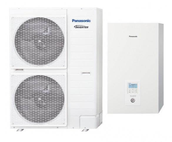 Тепловой насос Panasonic High Performance Bi-block 16kW (220V) фото товара
