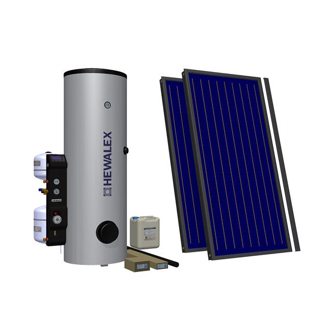 Солнечный комплект Hewalex 2 TLP-KOMPAKT300HB (KS2000 TLP) фото товара