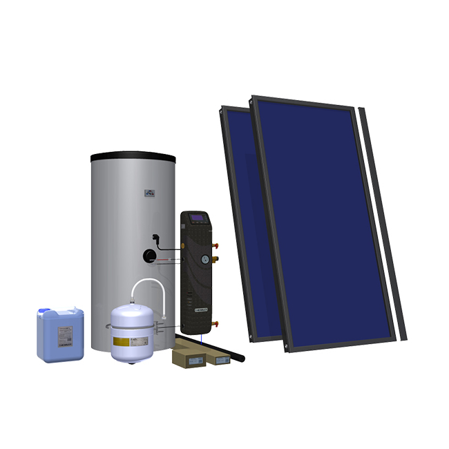 Солнечный комплект Hewalex 2 TLPAm-200 (KS2000 TLP Am) фото товара