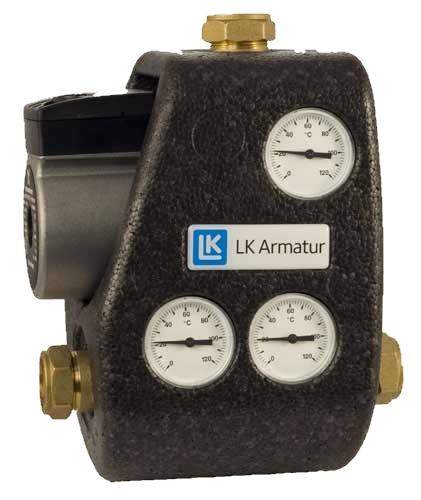 Смесительный узел LK Armatur (без обратного клапана) 1