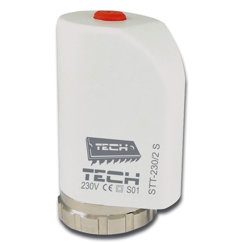 Привод термоэлектрический Tech STT-230/2 S фото товара