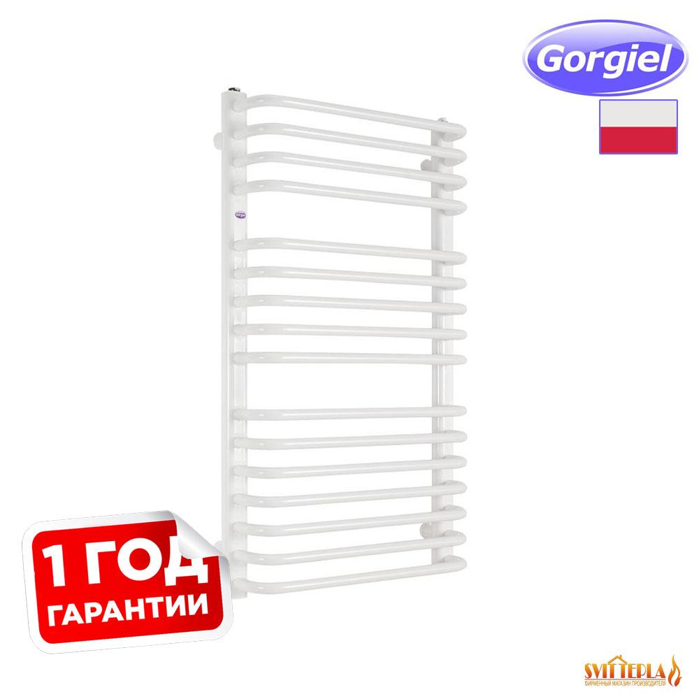 Полотенцесушитель Gorgiel EUROPA AE 66/44 (660/440) 351 W фото товара