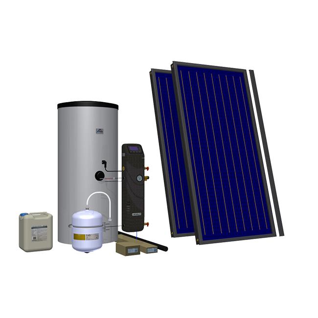 Солнечный комплект Hewalex 2 TLP-200 (KS2000 TLP) фото товара
