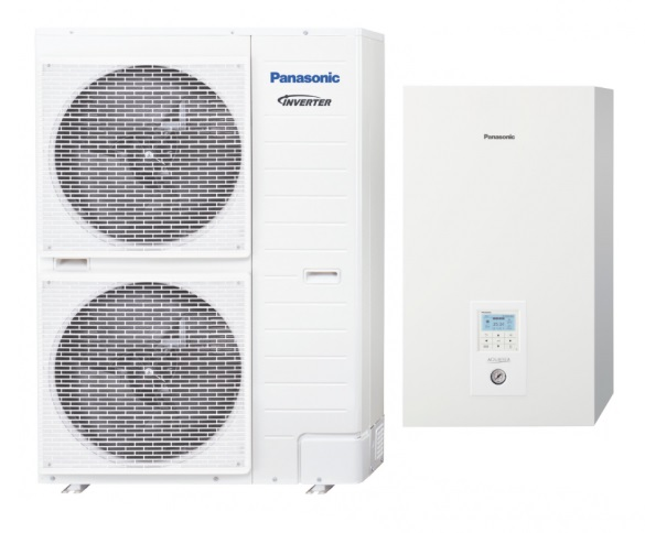 Тепловой насос Panasonic High Performance Bi-block 7kW (220V) фото товара