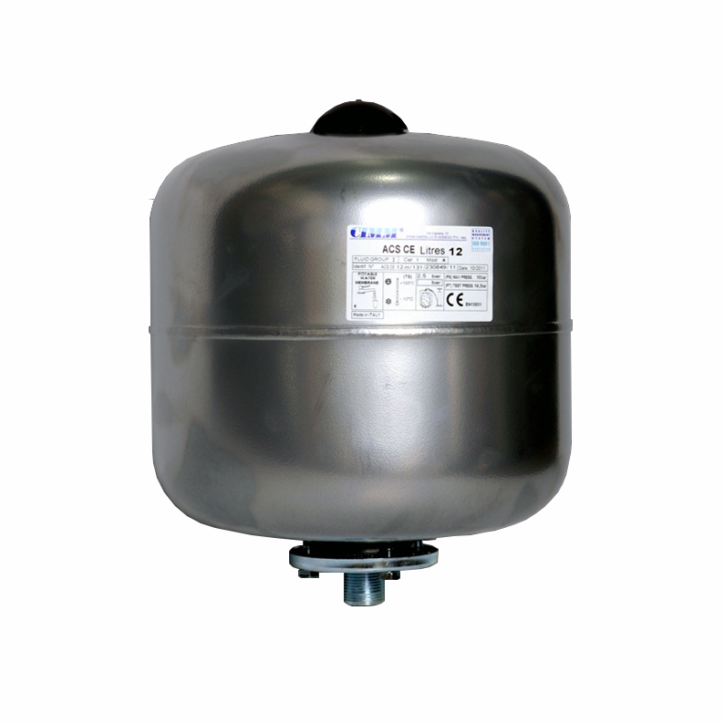 Расширительный бак Cimm для ГВC ACS 12L фото товара