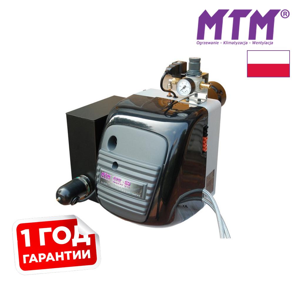 Горелка мультитопливная MTM CTB 65 фото товара