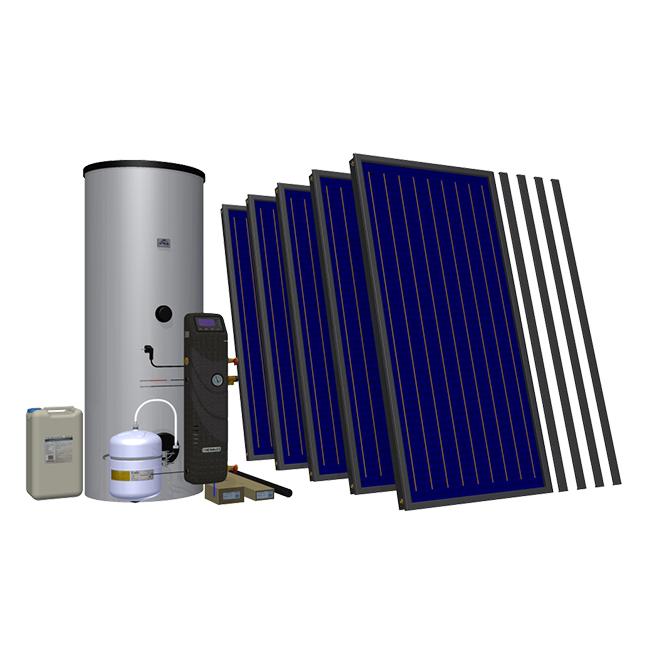 Солнечный комплект Hewalex 5 TLP-500 (KS2000 TLP) фото товара