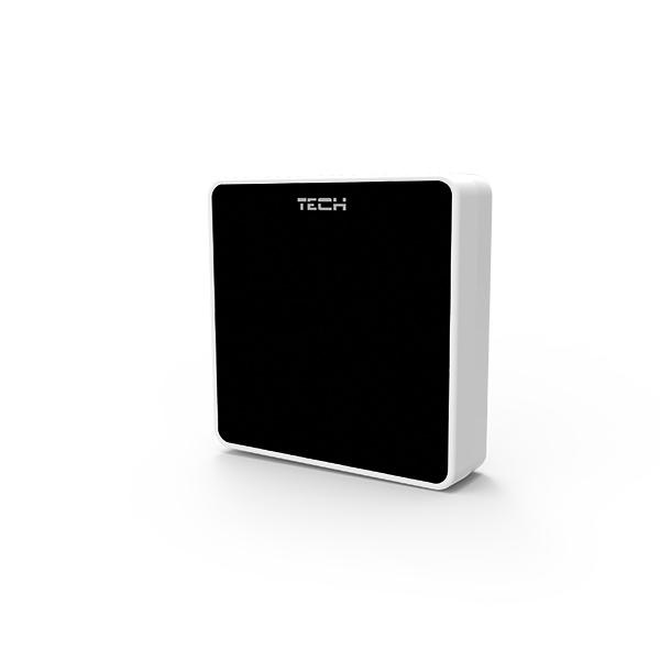 Беспроводной комнатный регулятор двухрежимный для коллектора Tech C-6 r фото товара