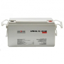 Аккумулятор Logic Power LPM-GL 65A-12V AGM
