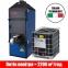 Воздушный теплогенератор на отработанном масле Airmax F 30 кВт фото товара